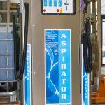 aspirator profesional spalatorie self service