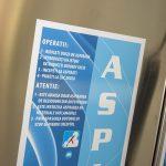 panou aspirator self service
